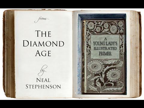 A taste of... The Diamond Age by Neal Stephenson