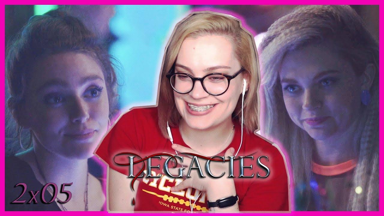 "Download Legacies Season 2 Episode 5 ""Screw Endgame"" REACTION!"