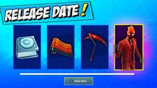 New INFERNO BUNDLE RELEASE DATE ?! Fortnite How To Get Inferno Skin STARTER PACK 7 - FREE CHALLENGES