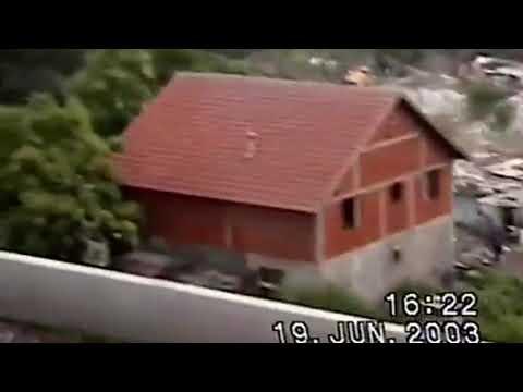 Serbia i Belgrad po bombardowaniu NATO