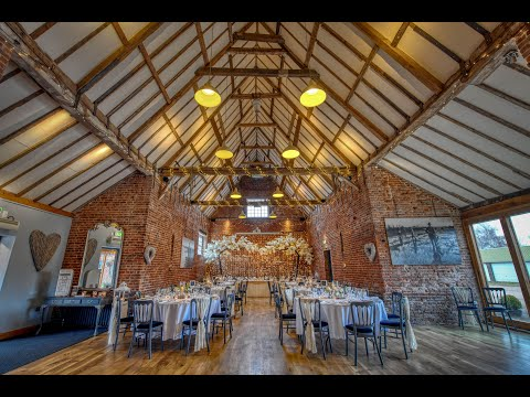 The Granary Wedding Barn - Exclusive use wedding barn in the Lincolnshire countryside.