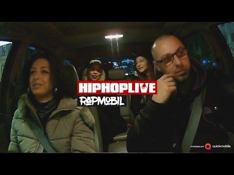 Gani, EnerGIA și Undercover in RapMobil | HipHopLive