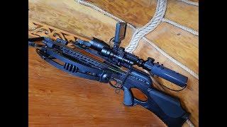 Ночная охота с арбалетом Main Hunter DOOM - рекомендуемый максимальный обвес