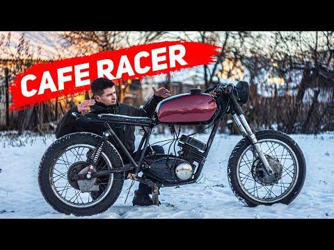 НАШЁЛ ИЖ Cafe Racer за 2500!!!