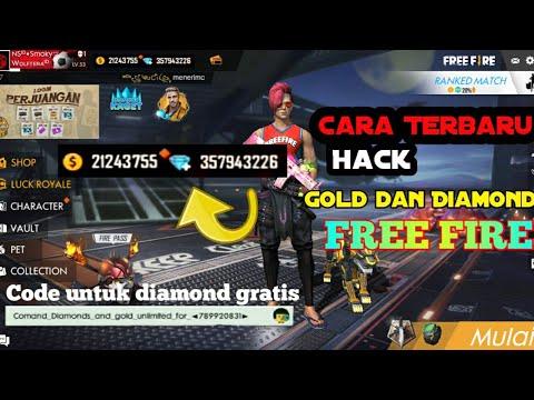 Ternyata Begini Cara Memperbanyak Gold Dan Diamond Free Fire Tanpa Ngecheat Berhasil !!!