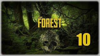 Прохождение The Forest - 10 - Добыча вкуснях