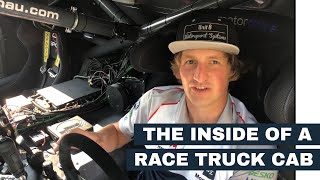 Technical tour of our race truck cab!