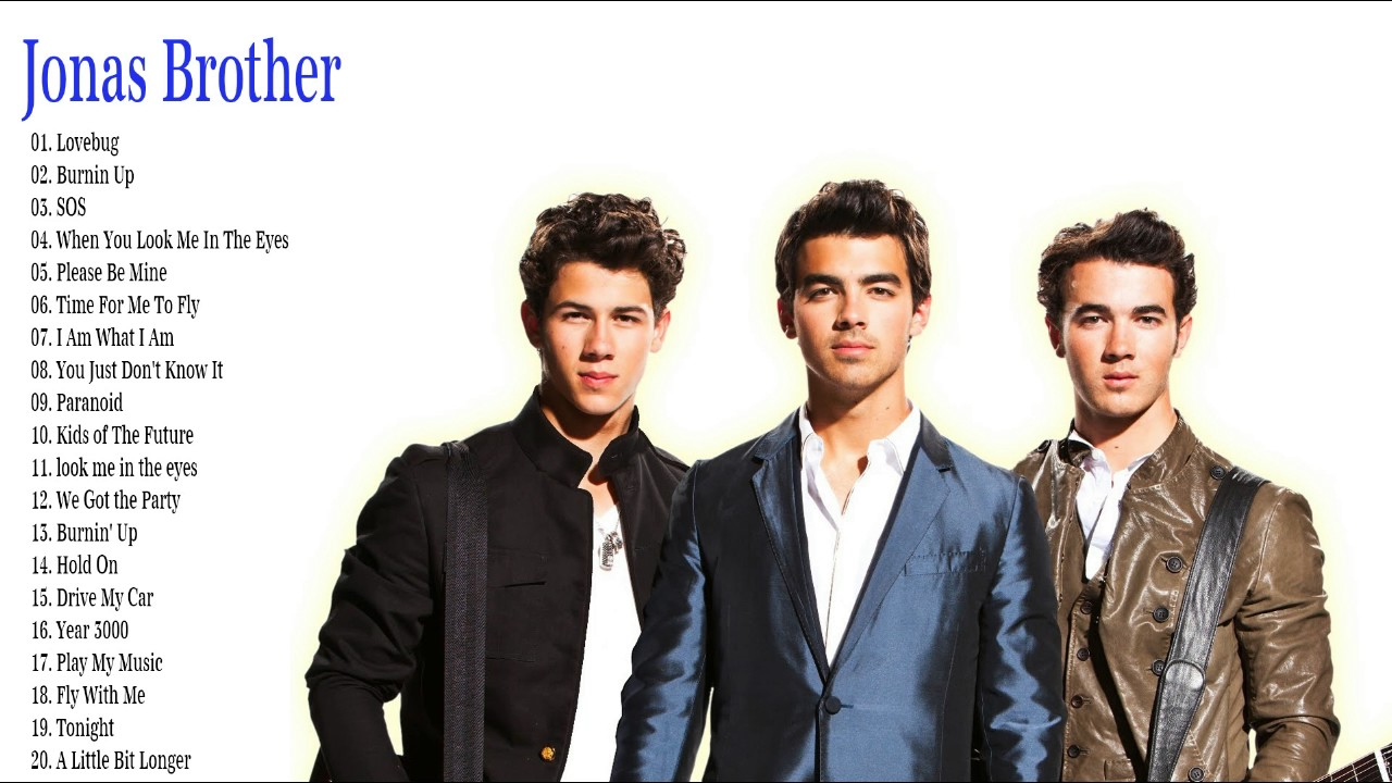 Jonas Brothers Set Their First Album in a Decade for June