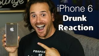 iPhone 6 Impressions - Drunk Tech Review