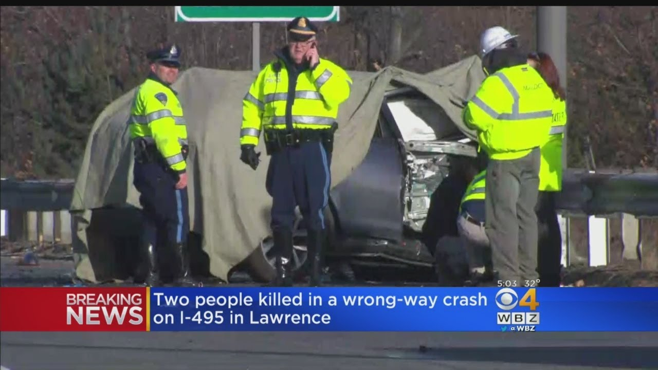 Wrong-Way Driver Blamed For Fatal Crash On I-495