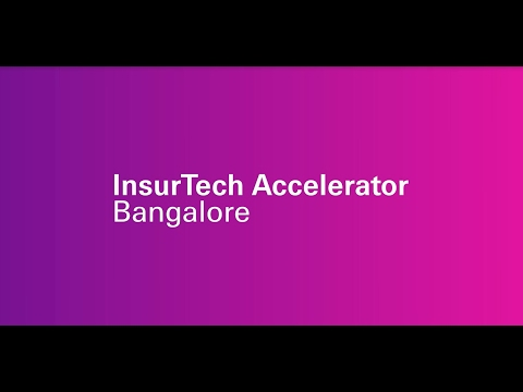 Swiss Re InsurTech Accelerator 2017 – Disrupting the world of re(insurance)
