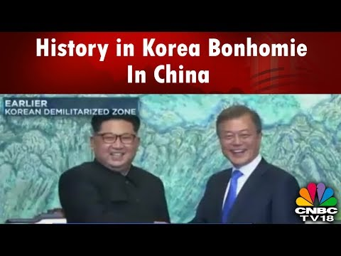 #ModiInChina | History in Korea; Bonhomie in China | Historic Visit By Doklam Truce | CNBC TV18