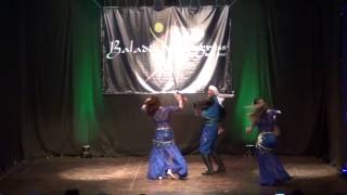 Video Baladi Congress 2015 - Tarik, Mahaila e Nur (SP) download MP3, 3GP, MP4, WEBM, AVI, FLV Juli 2018