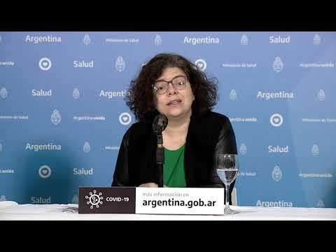 Informe habitual matutino del Ministerio de Salud 04/06/2020