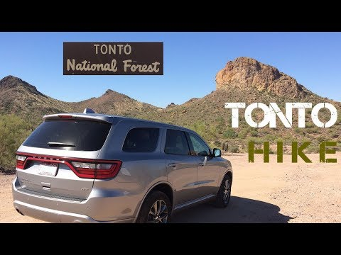 A visit to Tonto National Forest, Arizona