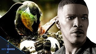 Spawn Movie Casts Jamie Foxx in Lead Role