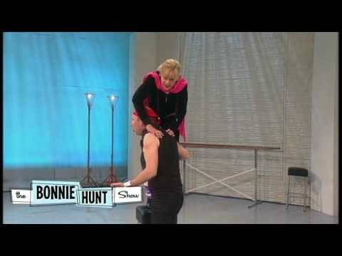 Bonnie Hunt's Dance Instructor Phillipe Teaches Her New Moves - THE BONNIE HUNT SHOW