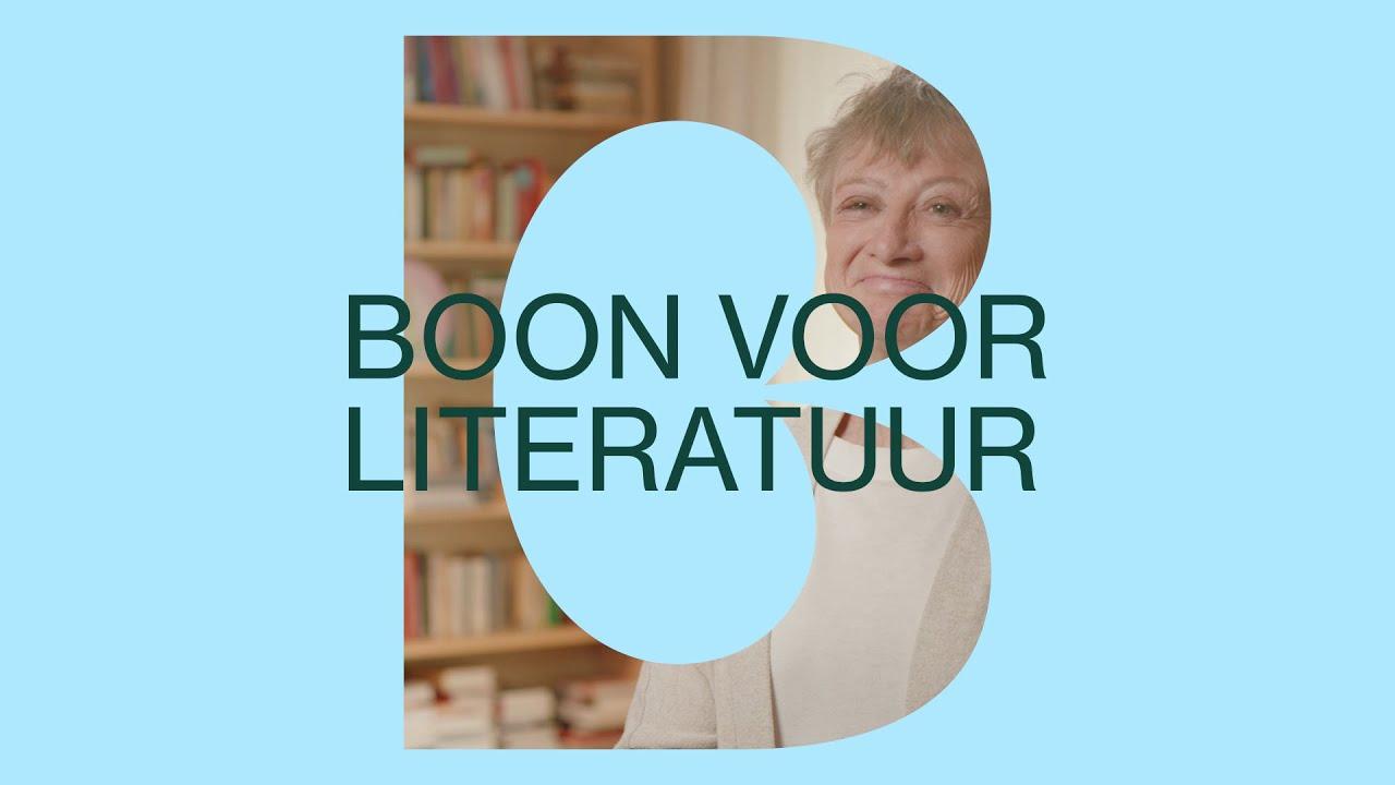De Boon - Twee nieuwe Vlaamse literatuurprijzen