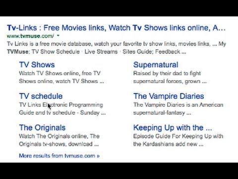 TVMuse.com - Watch TV Online for Free
