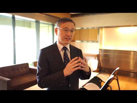 Asia School of Business Action Learning Symposium '18, Equatorial Interview