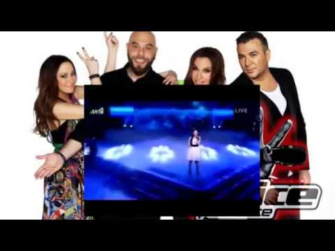 THE VOICE GREECE SEASON 2 - LIVE 5 - 2015-06-14 - PART 1