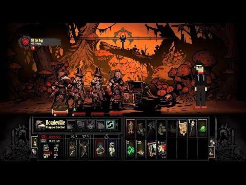 Darkest Dungeon - Gameplay ITA - Stress, Ansie e Sbrocchi