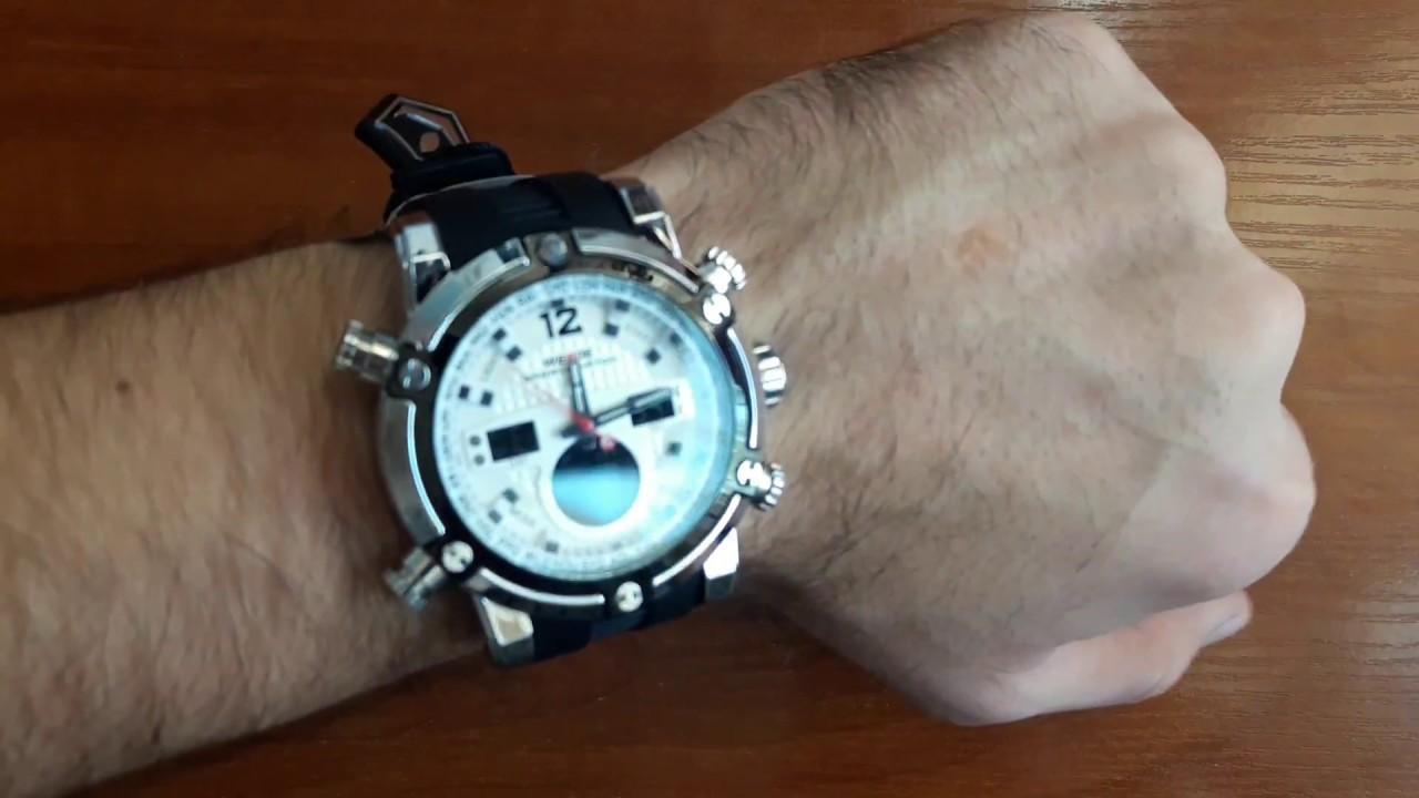 Большие часы на руку мужские фото