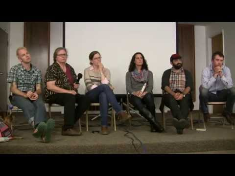 Aftermass: Bicycling in a Post-Critical Mass Portland - Seattle Panel Discussion