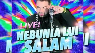 Florin Salam Nebunia lui Salam Colaj Manele Live