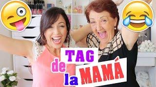 Lunes de Tag con mi Mamá! Respondiendo sus Preguntas ♥ SandraCiresArt