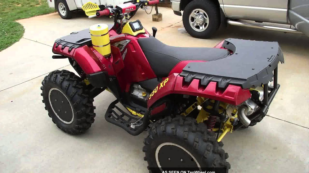Polaris sportsman 550 youtube polaris sportsman 550 publicscrutiny Images