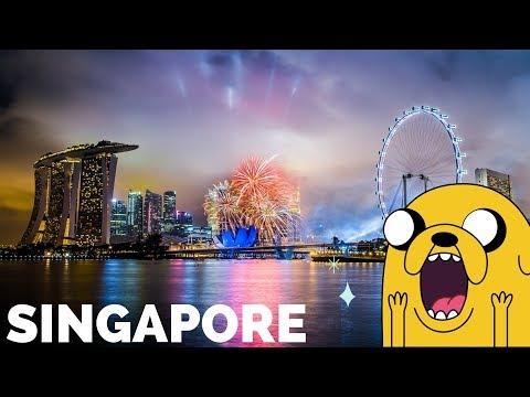 100 Lucruri UIMITOARE Despre SINGAPORE