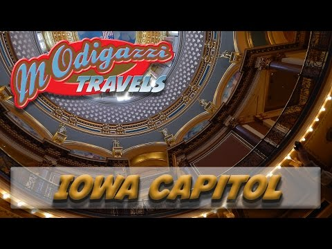 Iowa State Capital Building / Our Full Time RV Life