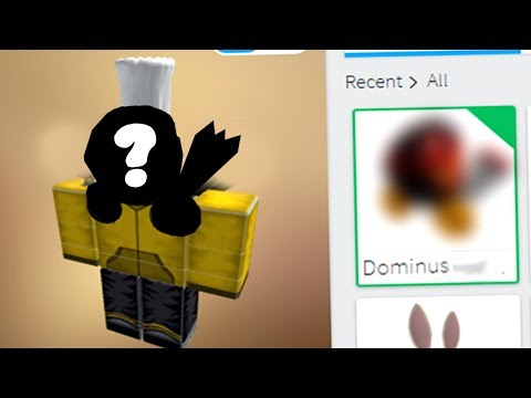 BUYING MY FIRST DOMINUS! (Roblox)