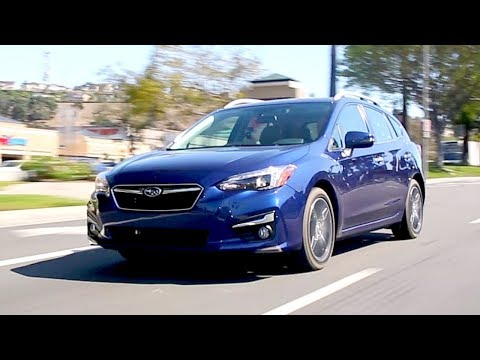 2017 Subaru Impreza - Review and Road Test