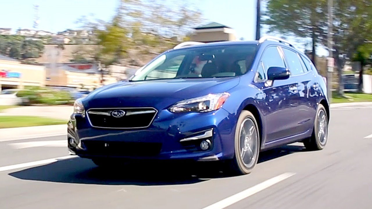 2017 Subaru Impreza Review And Road Test