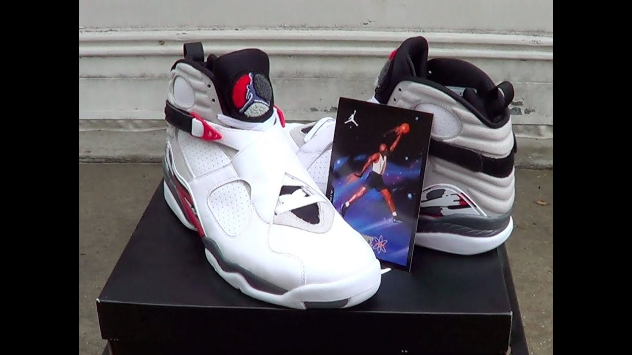 air jordan retro 8 review