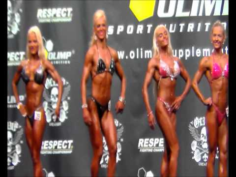Int. Deutsche Meisterschaft Bodybuilding & Fitness Finale Frauen