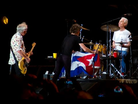 You Can't Always Get What You Want - The Rolling Stones in Cuba (25 March 2016) ZuDhan Productions