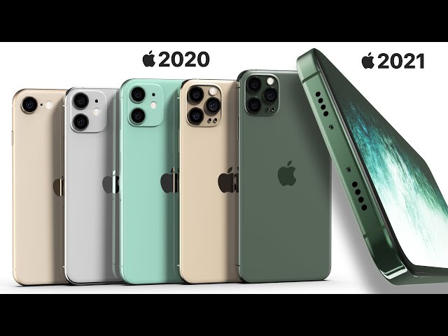 Insane 2020 iPhone Leaks! No Notch + Touch ID, No Ports 2021 & iPhone 9!