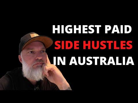 The highest-paying side hustles in Australia | Make Money Online
