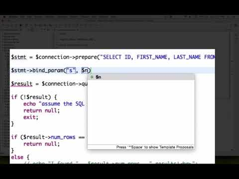 How To Write Prepared Statements For SQL In PHP