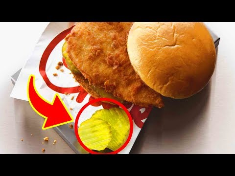 Top 10 Reasons Why Chick-fil-A's Chicken Is SO DELICIOUS!!!