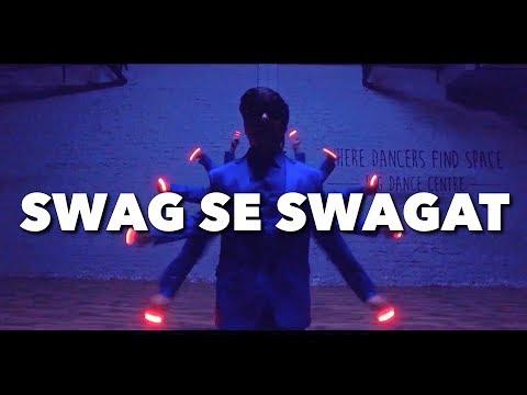 SWAG SE SWAGAT DANCE | SHRAEY KHANNA | Salman Khan | Tiger Zinda hai | Race 3