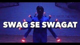 BOLLYWOOD JACKSON | SK • SHRAEY KHANNA | SALMAN KHAN | SWAG SE SWAGAT DANCE | Tiger Zinda hai