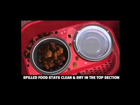 Neater Feeder™ System For Dogs And Cats