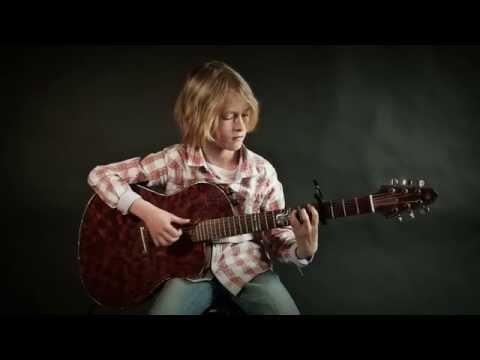 Big Love - Cover - Lindsey Buckingham - 10 year old