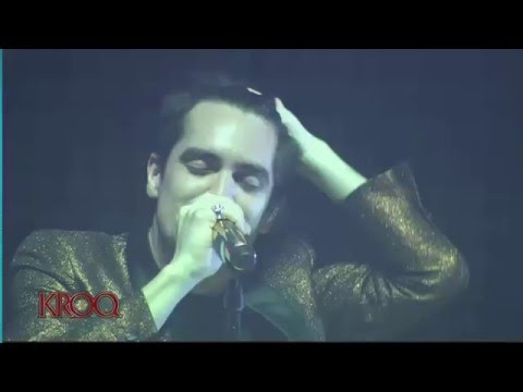 Panic! At The Disco Live At KROQ Almost Acoustic Christmas!