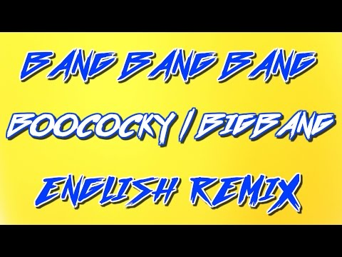 [ENGLISH COVER] BIGBANG - BANG BANG BANG - BOOCOCKY