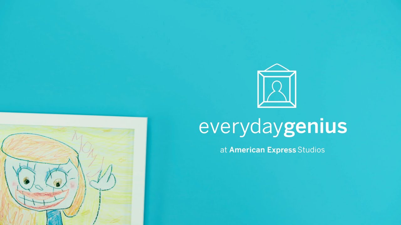 How to Hang a Frame Using Toothpaste | Everyday Genius with Kari Byron